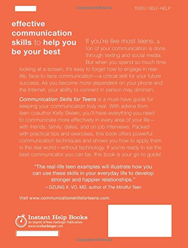 Amazon.com: Communication Skills for Teens: How to Listen, Express ...
