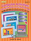 Computer Activities, Carolyn M. Zellers, 1586831356