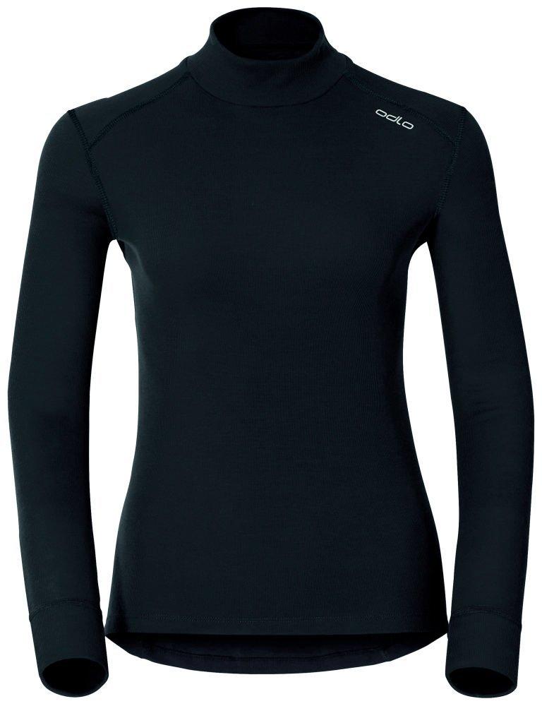 Odlo Damen Bl Top Turtle Neck L/S Active Warm Shirt