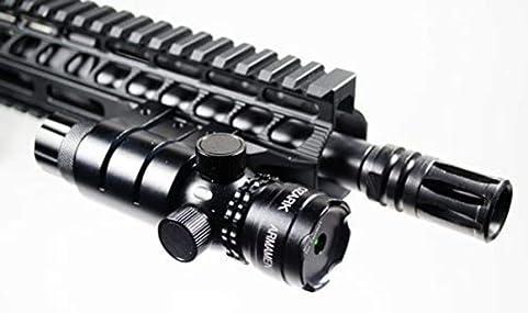 Green Laser Sight System by Ozark Armament - 5mw 532nm