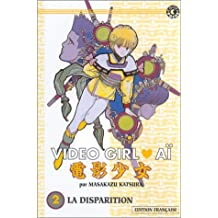 Disparition (la) video girl ai 02