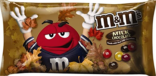 M&M's Milk Chocolate Candy Fall Harvest Blend, 11.4 Ounce Bag - Pack of 2 (Dance Costumes On Line)