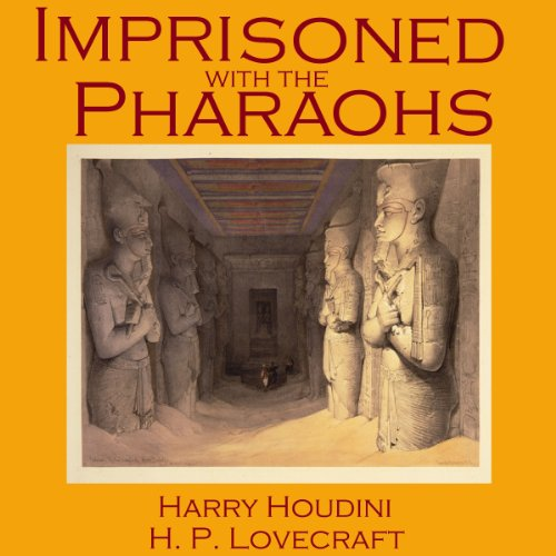 Bargain Audio Book - Imprisoned with the Pharaohs