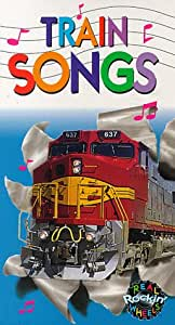 Amazon Com Real Rockin Wheels Train Songs Vhs Real