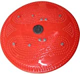 Acupressure Tummy Trimmer Acupressure Twister (Pyramids n Magnets) Useful for Figure Tone-up, Spine Fitness, Abs Trimming