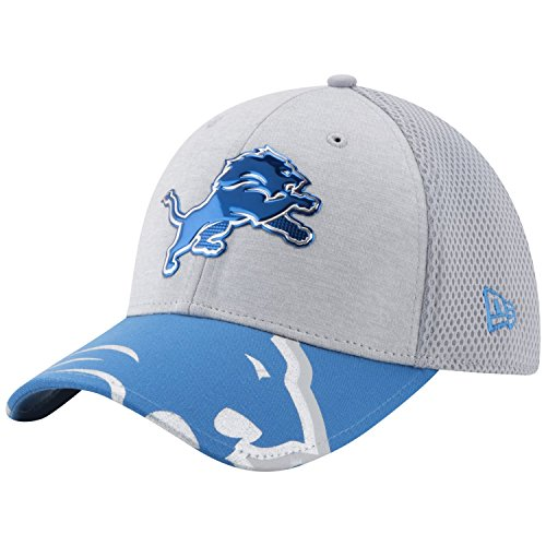 NFL Detroit Lions 2017 Draft On Stage 39Thirty Stretch Fit Cap, Large/X-Large, -