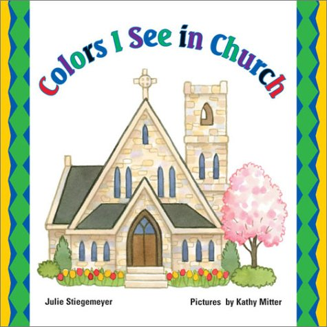 Colors I See in Church pdf epub