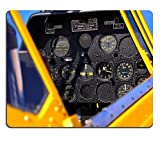 img - for MSD Natural Rubber Gaming Mousepad vintage airplane cotpit IMAGE 21584549 book / textbook / text book