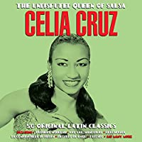 The Undisputed Queen Of Salsa - Celia Cruz