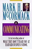 On Communicating, Mark H. McCormack, 0787112690
