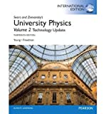 University Physics with Modern Physics Technology Update, Volume 2 (Chs. 21-37) (13th Edition), Hugh D. Young, Roger A. Freedman, 0321898095