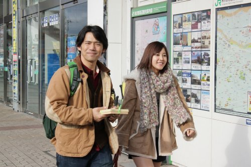 EKIBEN HITORI TABI -TOHOKU HEN- DIRECTORS CUT(3DVD)