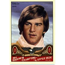 2011 Upper Deck Goodwin Champions 4 Bobby Orr / Hockey Player - Trading Card