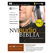 NVI Biblia audio MP3 CD