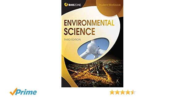 Environmental Science (3rd Edition) Student Workbook: Tracey ...