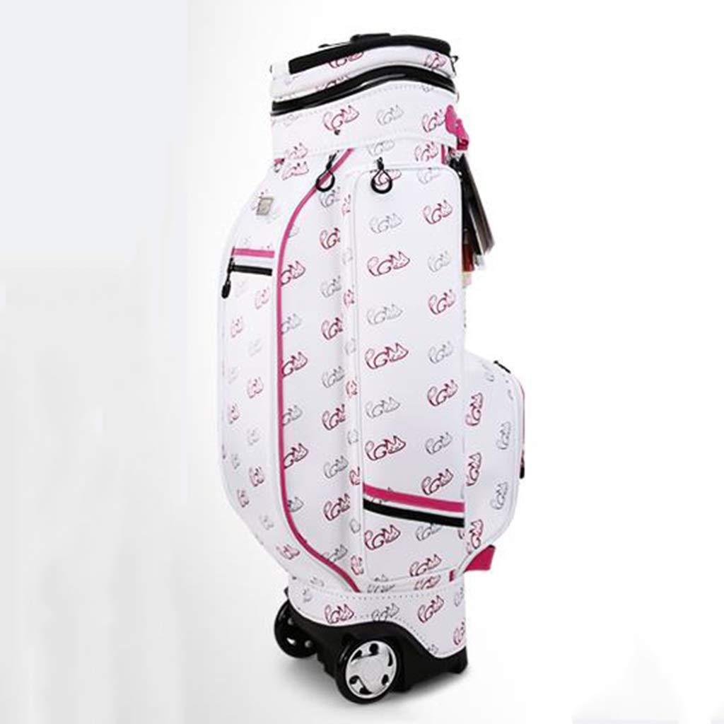 HappyL Bolsa Telescópica De Golf, Bolsa De Aire con Polea ...