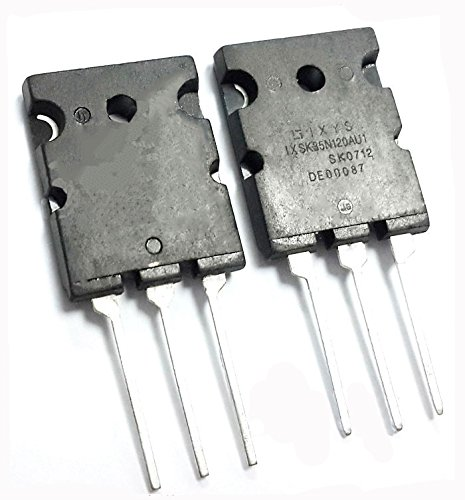 Sruik Tool 5 Pcs IXSK35N120AU1 Encapsulation TO-264 High Voltage IGBT With Diode