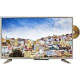 "Sceptre E328GD-SR 32"" 720p LED TV, Gold"