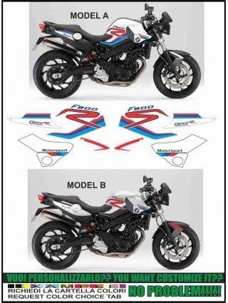Emanuel & Co F800 R 2011 2012: Amazon.es: Coche y moto