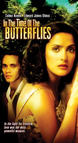 Amazon.com: In the Time of the Butterflies [VHS]: Salma Hayek ...