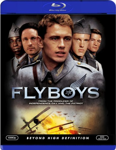 Flyboys [Blu-ray] (James Dean With James Franco compare prices)