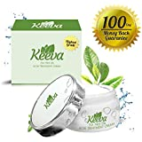 Keeva Organics Tea Tree Oil for Acne Treatment - 1 Step Natural Formula Fights Blemishes, Spots, Scars, Cystic Bumps, Blackheads & Bacne