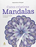 capa de Mandalas. Cores Criativas