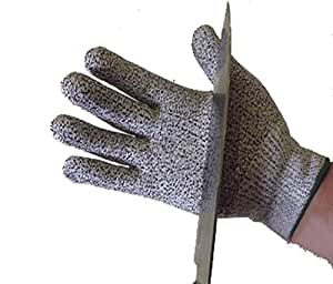 Cut Resistant Gloves Bailuoni High Performance Stainless Steel Gloves Knife Cut