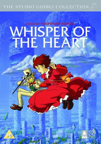 Whisper of the Heart (DVD Review) | The CR@Bpendium
