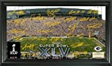 NFL NFC Super Bowl XLV Signature Gridiron