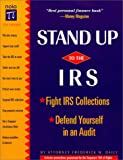 Stand up to the IRS, Frederick W. Daily, 0873375009