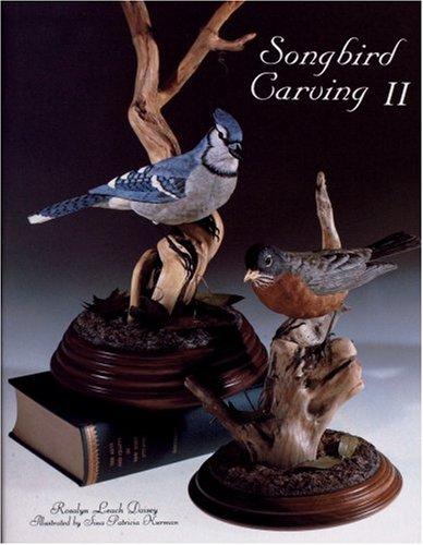 Songbird Carving II (v. 2)