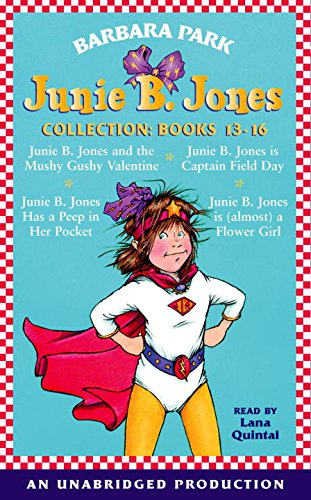 Jbj Collection 13-16 (Lib)(CD) (Junie B. Jones Collection)