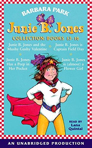 Jbj Collection 13-16 (Lib)(CD) (Junie B. Jones Collection) by Brand: Listening Library