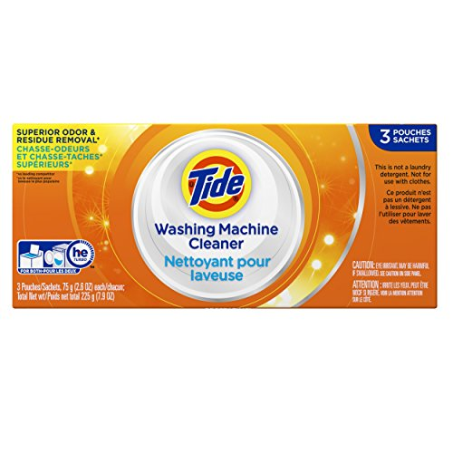 Tide Washing Machine Cleaner Count product image