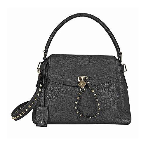 Valentino Black Shoulder Bag Twiny