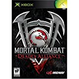 Mortal Kombat: Deadly Alliance Product Image