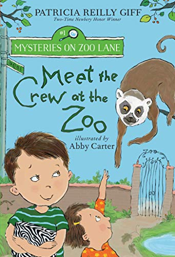 Book Cover: Meet the Crew at the Zoo