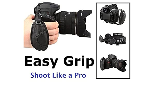 Wrist Pro Grip Strap for Sony DSC-H200 DSCH200