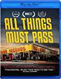 All Things Must Pass: The Rise and Fall of Tower Records [Blu-ray]