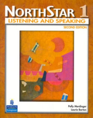 NorthStar, Listening and Speaking 1 with MyNorthStarLab (2nd Edition)