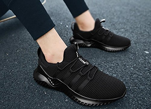 9ca3d54a4 JIYE Men's Running Shoes Free Transform Flyknit Tennis Walking Fashion  Sneaker
