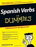 img - for Spanish Verbs For Dummies by Cecie Kraynak (2006-01-31) book / textbook / text book