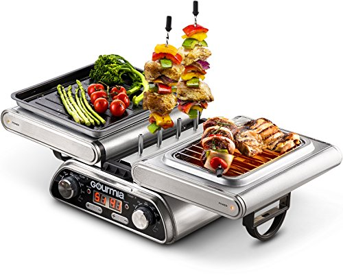 Gourmia GDG1900 Grilling Expanded Accessory