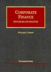 Corporate Finance: Principles and Practice (University Casebook Series)