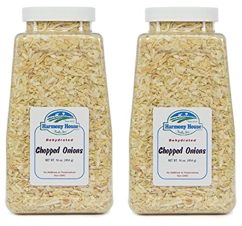 harmony house foods dried shallots chopped 12 ounce quart size jar set of 2. Black Bedroom Furniture Sets. Home Design Ideas