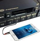 DIGITNOW 3.5mm Car Audio Cassette Adapter for