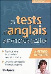 Les tests d'anglais aux concours post-bac
