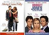 Romantic Comedy - Along Came Poly - Bridget Jones the Edge of Reason - DVD Pack