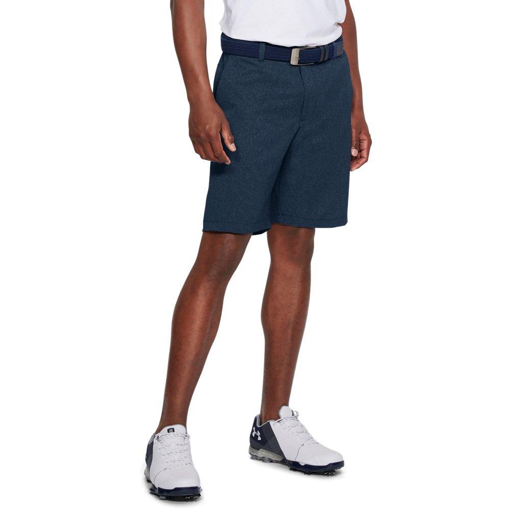 Under Armour Men's Showdown Vented Golf Shorts, Academy (408)/Academy, 30